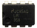 TEXAS INS. LM358 DUAL AMPLIFIERS