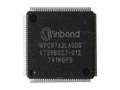 WINBOND WPC8763LA0DG EMBEDDED CONTROLLER