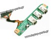 HP PAVILION DV9000 DV9500 DV9700 SOUND BOARD - DA0AT9AB8C9