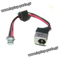 DELL INSPIRON MINI 10 MINI 1010 (5.5x1.65) DC JACK W/CABLE